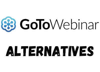 gotowebinar alternatives
